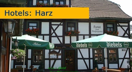 Hotels zoeken in de Harz