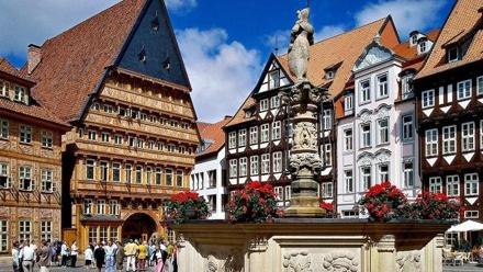 Hildesheim Bezienswaardigheden Toeristische Informatie